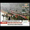 Nostalgic and proud of India celebrating Republic Day