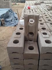 Compressed Earth Bricks