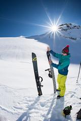 Roe Creek Cypress Peak Ice Sliding Feb 21 2015-2 (Pat Mulrooney) Tags: canada whistler britishcolumbia danielle g3 squamish splitboard coastmountains arcteryx cypresspeak backcountrysnowboarding roecreek tricounimountain g3skins genuineguidegear patmulrooneyphotography g3snowboards g3blacksheepcarbon