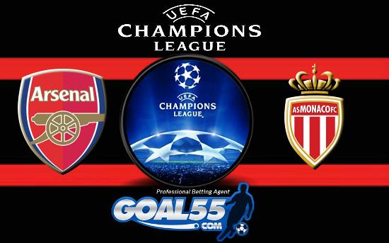 Prediksi Skor Arsenal Vs Monaco 26 Februari 2015