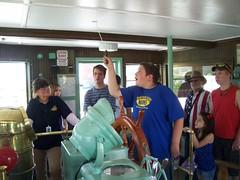 (mestes76) Tags: family people minnesota ships strangers nephew duluth williamairvin 070414 shiptours