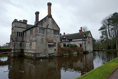 Baddesley Clinton (PogiPete) Tags: uk england house pond nikon estate clinton small country national trust manor moat warwickshire moated baddesley d700