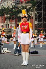 LOI_3864-2 () Tags: school color girl high guard band honor marching taipei  tfg