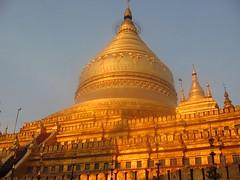 Shwe Zi Gon Pagoda