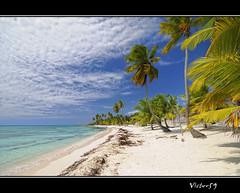 Saona (sirVictor59) Tags: nikon mare sole santodomingo saona caraibi d300 10mm americacentrale sirvictor59