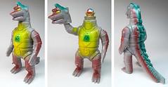 M1-Go Mechagodzilla (scobot) Tags: robot mg2 mechagodzilla sofubi m1go