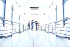サヨナラの最終回  -△- (atacamaki) Tags: portrait man photography artist band singer 横浜 神奈川 みなとみらい 音楽 バンド xt1 アー写 宣材写真 jpeg撮って出し サヨナラの最終回
