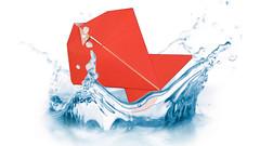 Piranha v2 (Samukami) Tags: origami tutorial piranha samukami samkami samsorigamidojo