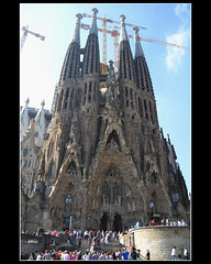 Sagrada Família (bbic) Tags: barcelona monument spain catalonia modernisme basílica antoniogaudi