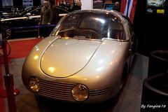 J.P. Wimille Prototype 1943 (fangio678) Tags: paris classic cars french francaise voiture collection prototype coche jp oldtimer 1943 ancienne fevrier youngtimer 2015 retromobile voituresanciennes wimille