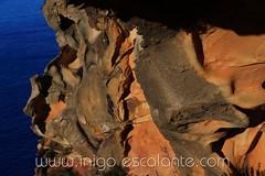 BLOG: Turismo por Euskadi / Pas Vasco, Gipuzkoa / Guipzcoa: El Valle de los Colores en Labetxu, debajo del monte Jaizkibel (Iigo Escalante) Tags: costa paisaje euskadi paisvasco geologia guipuzcoa gipuzkoa cantabrico jaizkibel geoformas flysh labetxu valledeloscolores