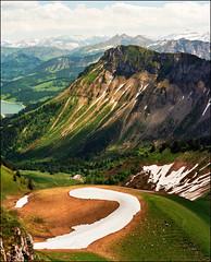 Rochers de Naye (Katarina 2353) Tags: mountain alps film landscape switzerland spring nikon europe swiss montreux rochersdenaye katarinastefanovic katarina2353
