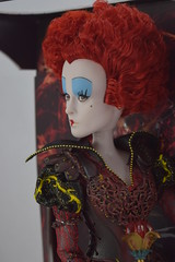 Iracebeth The Red Queen Limited Edition 17'' Doll - Alice Through the Looking Glass - Disney Store Purchase - Deboxing - Covers Removed - Portrait Right Front View (drj1828) Tags: iracebeth alicethroughthelookingglass limitededition us disneystore doll 17inch purchase liveactionfilm theredqueen deboxing