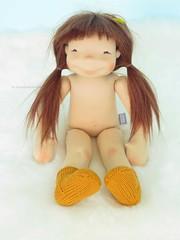 IMG_0450naked-truth-Emiko_2016 (DOWN UNDER WALDORFS) Tags: boneca puppen bambola handmadedoll waldorfdoll popje lalki naturaltoys waldorfinspireddoll downunderwaldorfs