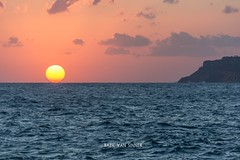 #Sunrise_magic . (Imaginarium 2.1) Tags: sunrise malia lasithi crete greece bvs bazilvansinner bazilvansinnerphotography outdoor landscape colors orange purple nofilter