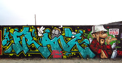 LAFRANZ + NEDO (La Franz) Tags: graffiti graffitigirl graffitiart graffporn graffitigirls graffitiporn graffitiburners graffitistyle graffgirls graffwall wall wallart women walls montanacans montanacolors mondragone mtncolors mtn94 monocolor street sprayzzers sprayart spraydaily streetart spray streetstyle streetphotography spraypaint spraycan sky skate skatepark spraycanart spraycap sprayporn lafranz franz freejoint joint loopcolors happycolors colors comicart colorsplash coloredwall colorart comics