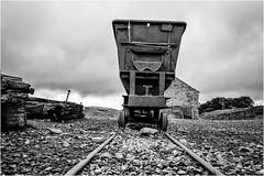 Nenthead . (wayman2011) Tags: uk mono railways dales tubs pennines lightroom countydurham weardale nenthead leadmines bwlandscapes mineworkings londonleadminingcompany wayman2011 fujifilmx70