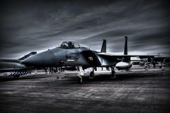 F-15 (Steve.T.) Tags: f15 riat16 riat militaryaviation fastjet usaf staticdisplay aeroplane aircraft militaryaircraft jetaircraft aviationphootography nikon d7200 sigma18200 f15eagle
