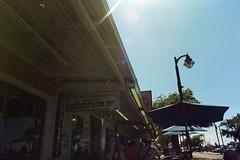 2_0003 (FilmAn4rchy) Tags: film 35mm photography pier pentax florida ishootfilm pentaxk1000 sponge tarpon spongedock filmisnotdead