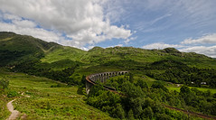 glenfinnan viaduct (stockman2012) Tags: coast lakes landscape mountains scotland steam trains