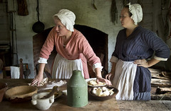 Colonial Williamsburg Virginia (watts_photos) Tags: colonial williamsburg virginia great hopes plantation kitchen greathopesplantation