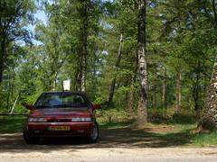 Citroën Xantia 2.0i 16V Activa (Skylark92) Tags: citroen xantia 20 activa red forest zfvn52