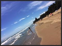 Abruzzo Italy TORRE DI CERRANO (dianasantucci) Tags: sea summer sky tree clouds happy flickr mare estate blu natura spiaggia horizont abruzzo pineta passeggiata teramo viaggiare torredicerrano naturehyppie