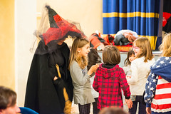 La Befana at Montalto delle Marche - January 2016 (MikePScott) Tags: ascolipiceno befana buildings builtenvironment camera clothing events featureslandmarks festival fiesta hat italia italy labefana lemarche lens montaltodellemarche nikon105mmf28vrmicro nikond800 people performingarts strega theatre witch marche