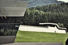 racing architecture (camerito) Tags: architecture forest buildings austria design sterreich flickr circuit formula1 wald gebude redbull glas spielberg steiermark j4 styria formel1 nikon1 camerito