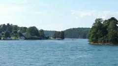 Stockholm Archipelago (GothPhil) Tags: water sea archipelago harbour landscape cruise stockholm sweden july 2016