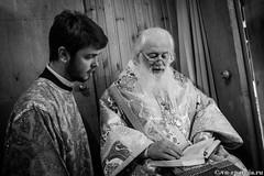 Божественная литургия в пос.Котово 200