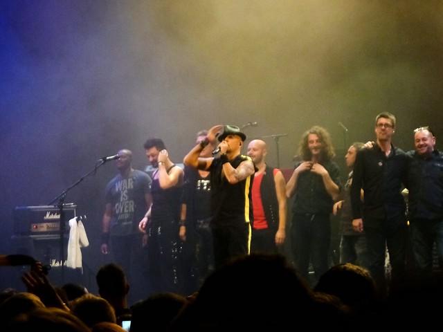 Pascal Obispo - MillésimeS - Olympia, Paris (2013)