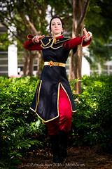 SP_44612 (Patcave) Tags: momocon momocon2016 2016 convention cosplay costumes cosplayers portrait shoot shot canon 1740mm f4 sigma 85mm f14 lens patcave 5d3 atlanta georgia world congress center outdoors hot humid avatar avatarthelastairbender airbender last azula firebender firenation
