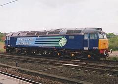 "Direct Rail Services Class 57/0, 57012 (37190 ""Dalzell"") Tags: drs directrailservices compass brush type4 gm generalmotors geneticallymodified bodysnatcher heinz57 class47 class470 class57 class570 57012 47204 47388 d1854 york"