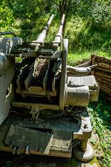 PlDvk 30 mm vz. 53/59 anti-aircraft system (The Adventurous Eye) Tags: pldvk 30 mm vz 5359 antiaircraft system museum demarkation line rokycany muzeum na demarkan linii military army ww2
