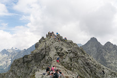 Rysy. Wyej w Polsce si nie da (czargor) Tags: outdoor inthemountain mountians landscape nature tatry mountaint igerspoland