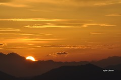 L'ultima magia (stefano.chiarato) Tags: tramonto sunset giorno