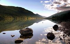 Loch Voil, scotland (Twenty-21) Tags: scotland loch voil trossachs landscape reflections mountains trees nature lake balquidder lomond