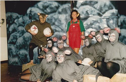 199610 in de grot van de kruismuis (famstuk) kl