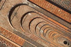 perspective (likrwy) Tags: brick brickwork railway viaduct ouse sussex listed architecture
