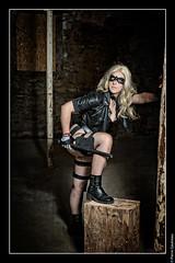 Black Canary - Sally Legges (Pierre Gautreau) Tags: blackcanary gothamcity villains dccomics