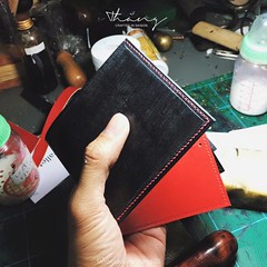 Chi tit l th ngi th th cng lun quan tm hng u ;) (ith4ng) Tags: ithang thangleathergoods saigon handmade leather