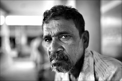 Just Say Nothing (cisco image ) Tags: srilanka batticaloa portrait ritratto soul soulsound eyes occhi presenze presence canon6d sigma35mm art series bienne bw bianconero