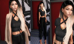READY FOR TONIGHT. (Steven West l Haus of Steven) Tags: blogger beyonce tonight uber fashion style hd images post blog