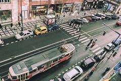 (adampodr) Tags: street prague city view vsco cam film effect presets traffic tramway