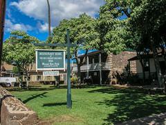 Missionary home, Lahaina, Maui, Hawaii (gttexas) Tags: 2009 cruise hawaii lahaina maui starprincess