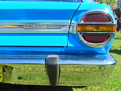 Tru blu (Couldn't Call It Unexpected) Tags: ford falcon australian national treasure