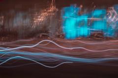 Memory  Pantaxk30 (Johnson Amyc) Tags:  night light delay    pantax k30 abstract  line  memomotion