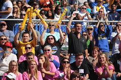 Homecoming 2016! (Widener University) Tags: wideneruniversity homecoming homecoming2016 homecomingfootballgame chesterpa pride widenerpride football footballteam footballgame fraternity greeklife widener stadium homecomingcourt golfcart athletics
