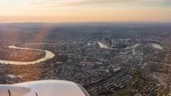Brisbane from above (NettyA) Tags: 2016 australia qld queensland sonya7r aerial flighttobrisbane fromplane city buildings